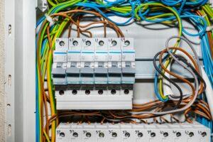 Elektriker El jour
