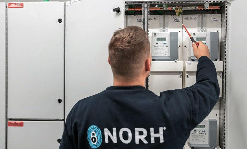 Offert på elektriker och låssmed Skåne - Malmö, Höör, Lund, Kristianstad, Hässleholm, Tollarp - Få en fast pris av Norh elektriker och låssmed